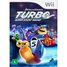 Foto Jogo Turbo: Super Stunt Squad Wii D3 Publisher