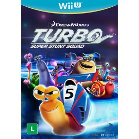 Foto Jogo Turbo: Super Stunt Squad Wii U D3 Publisher