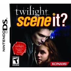 Foto Jogo Twilight Scene it Konami Nintendo DS