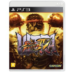 Foto Jogo Ultra Street Fighter IV PlayStation 3 Capcom
