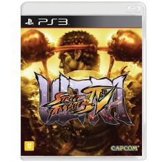 Foto Jogo Ultra Street Fighter IV PlayStation 3 Capcom