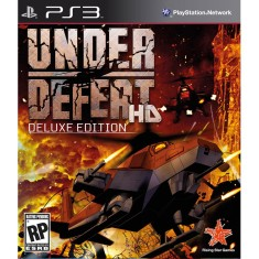 Foto Jogo Under Defeat HD: Deluxe Edition PlayStation 3 Rising Star Games