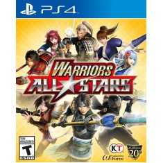 Foto Jogo Warriors All-Stars PS4 Koei