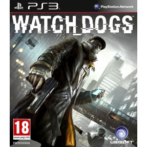 Foto Jogo Watch Dogs PlayStation 3 Ubisoft