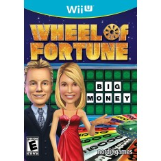 Foto Jogo Wheel of Fortune Wii U THQ