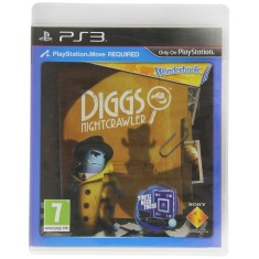 Foto Jogo Wonderbook: Diggs Nightcrawler PlayStation 3 Sony