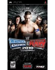 Jogo WWE SmackDown vs. Raw 2010 THQ PlayStation Portátil