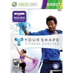 Foto Jogo Your Shape Fitness Evolved Xbox 360 Ubisoft