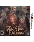 Jogo Zero Escape: Zero Time Dilemma Aksys Games Nintendo 3DS