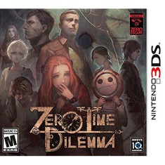 Foto Jogo Zero Escape: Zero Time Dilemma Aksys Games Nintendo 3DS