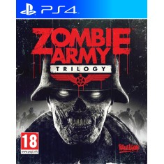 Foto Jogo Zombie Army Trilogy PS4 Rebellion
