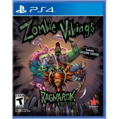 Foto Jogo Zombie Vikings PS4 Rising Star Games