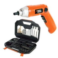 Foto Kit Parafusadeira Black&Decker - 9036