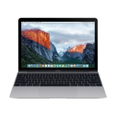 "Foto Macbook Apple Macbook Intel Core m3 8GB de RAM SSD 256 GB 12"" Mac OS X El Capitan MLHA2BZ/A"