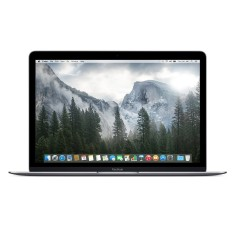 "Foto Macbook Apple MLHC2 Intel Core m5 12"" 8GB SSD 512 GB Tela de Retina M"