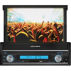 "Foto Media Receiver Aquarius 7 "" MPA 2004 Touchscreen USB"