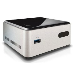 Foto Mini PC Centrium Ultratop Intel Celeron N2830 4 GB 500 Linux Ethernet (RJ45)
