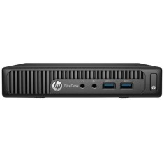 Foto Mini PC HP EliteDesk 705 G3 AMD PRO A10 9700 4 GB 256 Windows 10 3,50 GHz