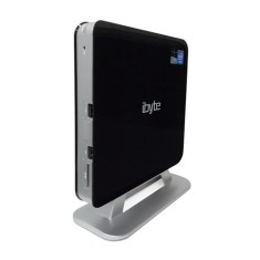Foto Mini PC Ibyte Intel Celeron J1800 2 GB 500 Wi-fi USB 2.0 HDMI