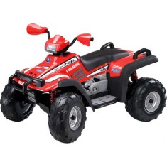 Foto Mini Quadriciclo Elétrico Polaris Sportsman 700 Twin - Peg-Pérego