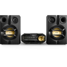 Foto Mini System Philips FX10X 200 Watts Bluetooth USB