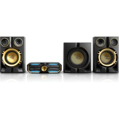 Foto Mini System Philips FX70X 1.600 Watts Ripping Bluetooth NFC