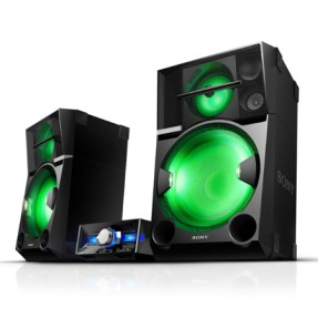 Foto Mini System Sony Shake 99 4.000 Watts Ripping USB Bluetooth NFC