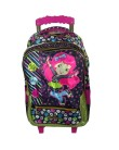 Mochila com Rodinhas Escolar Xeryus Moranguinho Life, Joy and Fun 16 5660