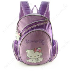 Foto Mochila Escolar Choice Bag Hello Kitty Charmmy Kitty Precious