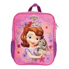 Foto Mochila Escolar DMW Princesinha Sofia The First Pink G 49089
