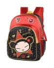 Mochila Escolar Luxcel Pucca IS31231PC G