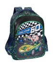Mochila Escolar Pacific Cebolinha Speed Machine G 963F04