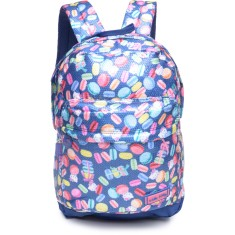 Foto Mochila Escolar Pacific Hello Kitty Macarrons 7242704 G