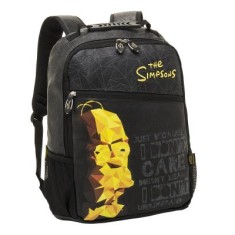 Foto Mochila Escolar Pacific Simpsons Brainiac 7402404