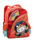 Mochila Escolar PCF Global Hello Kitty Comics Wonder Woman G 964A04