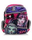 Mochila Escolar Sestini 11 Litros Monster High 15Z G