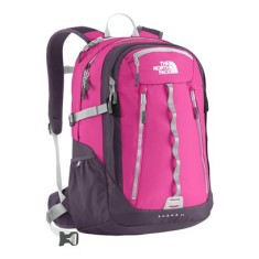 Foto Mochila The North Face com Compartimento para Notebook 27 Litros Surge II Feminina