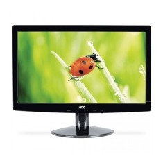 "Foto Monitor LED 15,6 "" AOC E1621SW"