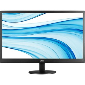 "Foto Monitor LED 19,5 "" AOC E2070SWNL"