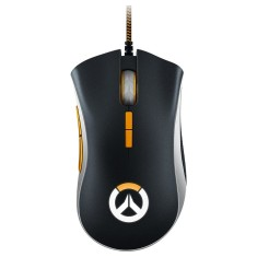 Foto Mouse Óptico Gamer USB Deathadder Overwatch Elite - Razer