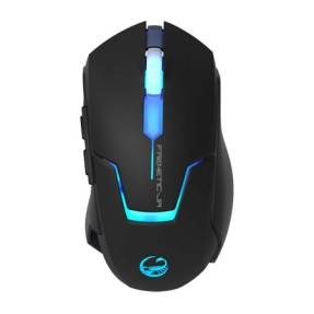 Foto Mouse Óptico Gamer USB Frenetic JR - Team Scorpion
