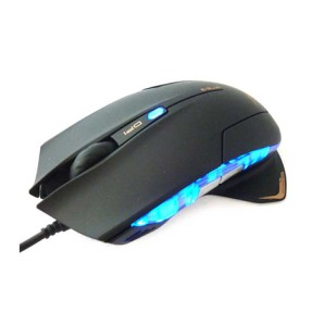 Foto Mouse Óptico Gamer USB Mazer Type-R - E-BLUE