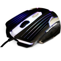 Foto Mouse Óptico Gamer USB MG-11 - C3 Tech