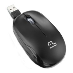 Foto Mouse Óptico Notebook USB MO197 - Multilaser