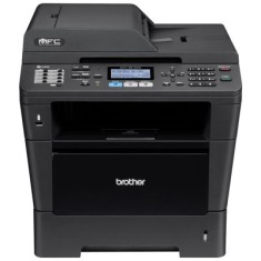 Foto Multifuncional Brother MFC-8512DN Laser Preto e Branco