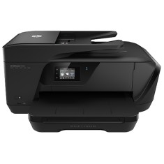 Foto Multifuncional HP Officejet 7510 Jato de Tinta Colorida Sem Fio