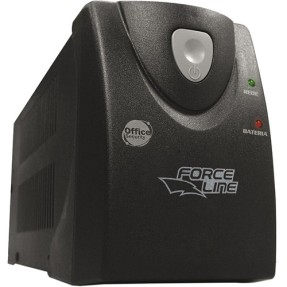 Foto Nobreak 609 1500VA Bivolt - Force Line