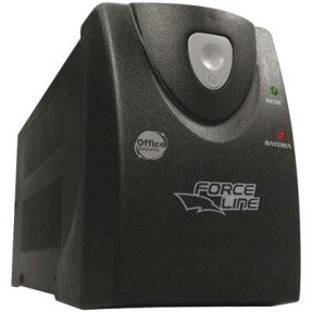 Foto Nobreak 610 1500VA Bivolt - Force Line