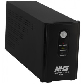 Foto Nobreak Compact Plus III 1500VA Bivolt - NHS