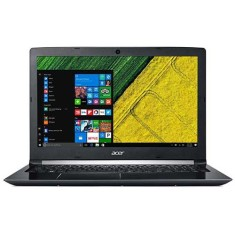 "Foto Notebook Acer A515-51G-72DB Intel Core i7 7500U 15,6"" 12GB GeForce 940MX SSD 256 GB Windows 10"